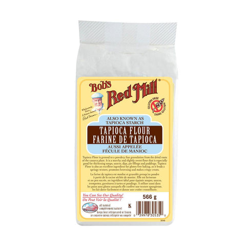 Bob's Red Mill Tapioca Starch/Flour - 566 g