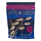 Only Oats Pure Whole Grain Steel Cut Oats - 1kg - Homegrown Foods, Stony Plain