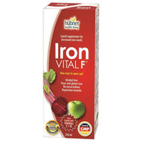 Hubner Iron Vital F - 250ml - Homegrown Foods, Stony Plain
