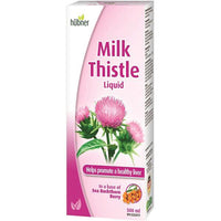 Hubner Milk Thistle Liquid - 500ml - Homegrown Foods, Stony Plain