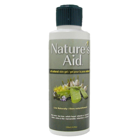 Nature's Aid Skin Gel - Homegrown Foods, Stony Plain