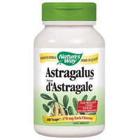 Nature's Way Astragalus Root, 470mg - 100 VCaps - Homegrown Foods, Stony Plain