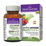 New Chapter Perfect Prenatal Multivitamin - 192 Tablets