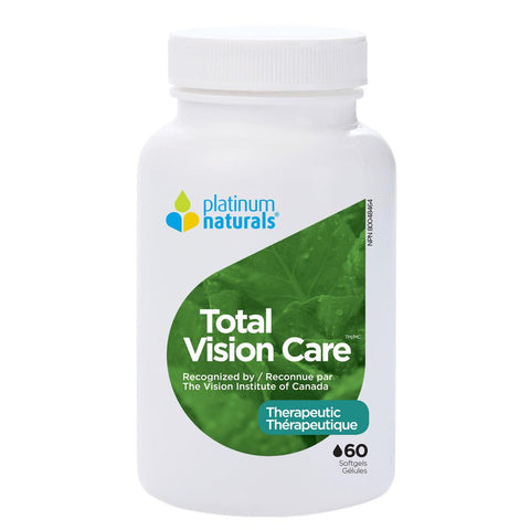 Platinum Naturals Total Vision Care - Homegrown Foods, Stony Plain