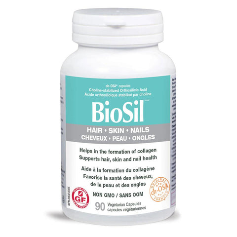 BioSil ch-OSA - 90 VCaps - Homegrown Foods, Stony Plain