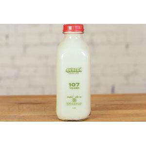 Avalon Milk, Homo 3.25%, 1L (Glass Bottle)