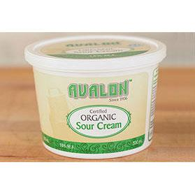 Avalon Sour Cream, 500ml