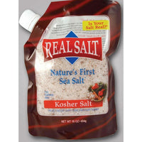 Redmond Kosher Sea Salt - 454g - Homegrown Foods, Stony Plain