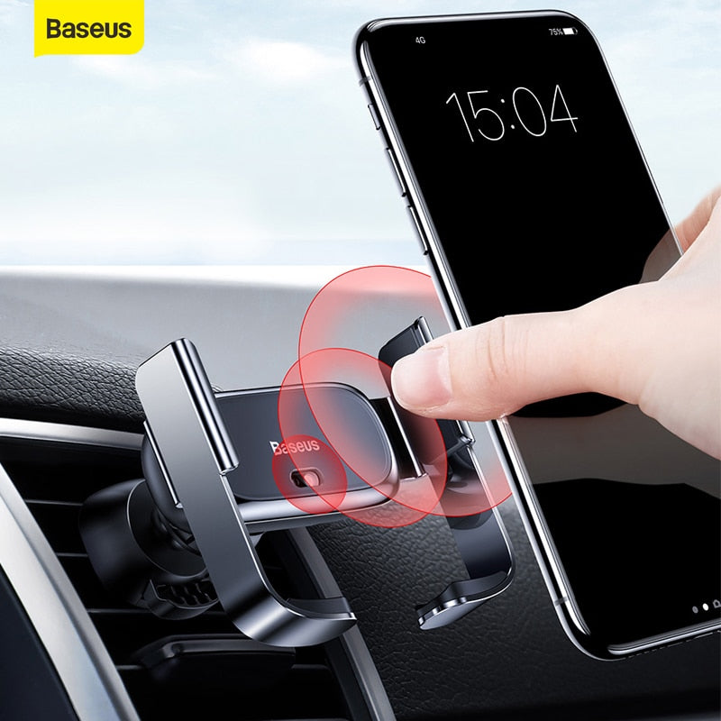 Samsung Automatic Mini Car Phone Holder Accessories