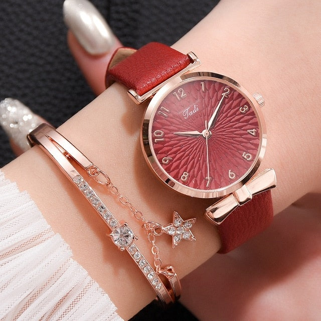 Luxury Women Bracelet Quartz Watches For Women