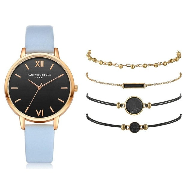 Quartz WristWatch Ladies Watch Women Dress