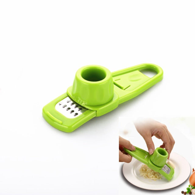 Kitchen Press Squeezer Ginger Garlic Tools Kitchen Accessories
