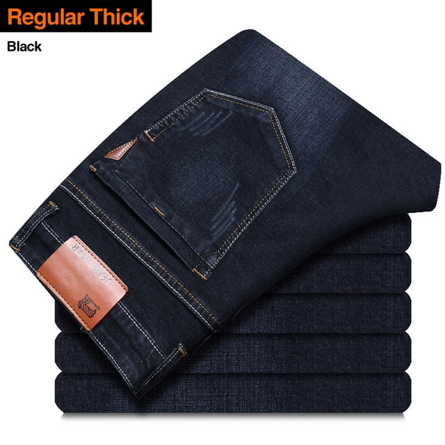 Classic style Men Brand Jeans