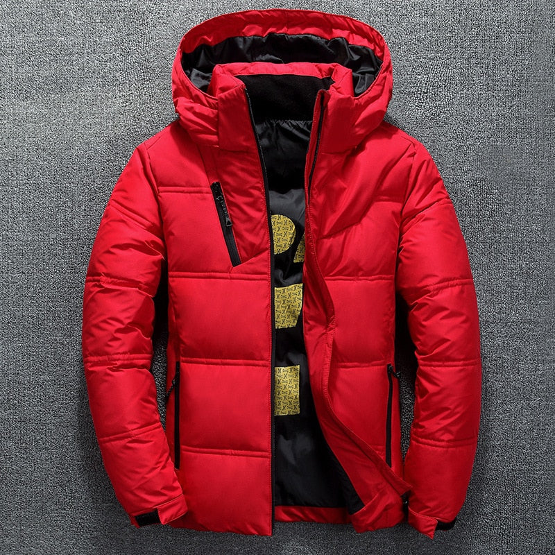Winter Warm Men Jacket Coat Casual
