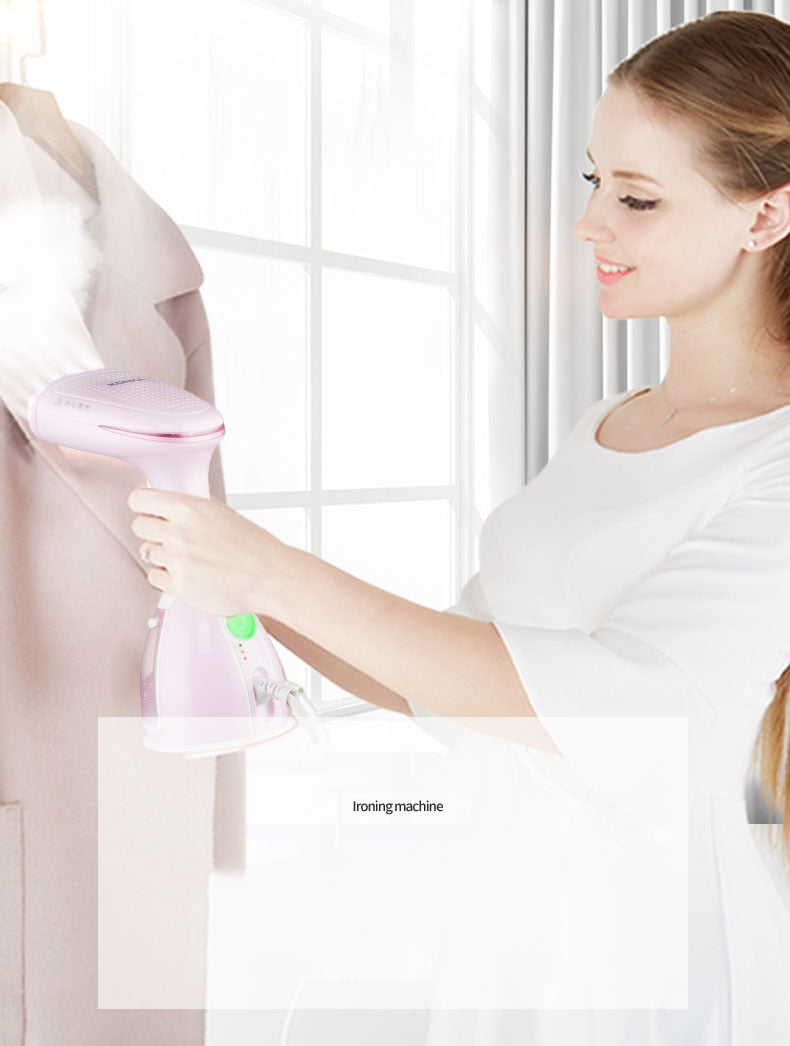 Steam Iron Garment Steamer For Clothes Handheld Travel Iron