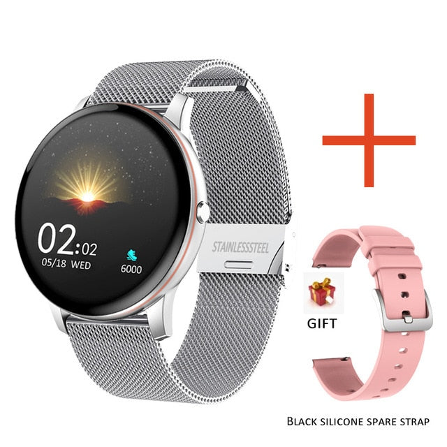 Watches Fashion Calorie Sport Wristwatch DND Mode For Android IOS