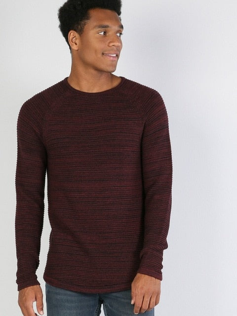 Men's sweater fashion sweater outerwear