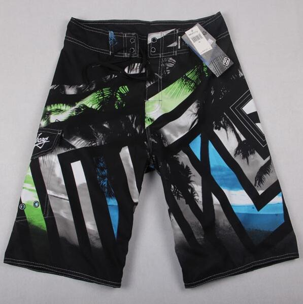 Casual Shorts Male Swimming Trunks