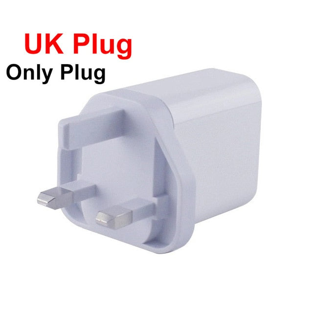 New 20W PD USB Type C Quick Charger Adapter For iPhone