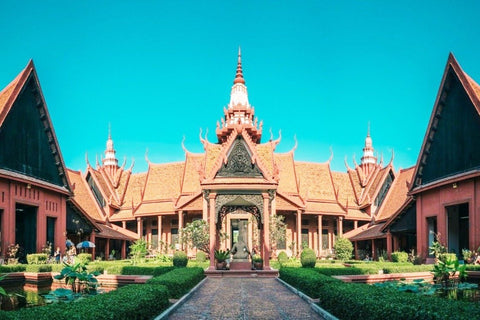 3D2N  PHNOM PENH CAMBODIA LAND PACKAGE
