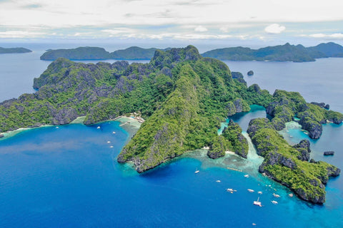 EL NIDO BIG LAGOON TOUR