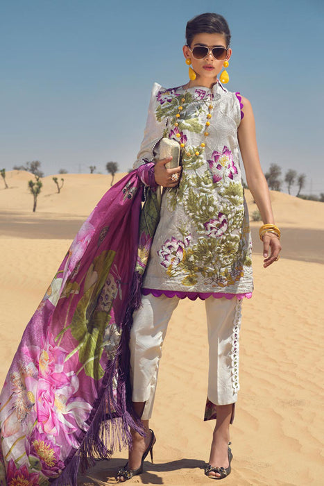 Mushq Wadi Lawn Collection 2020