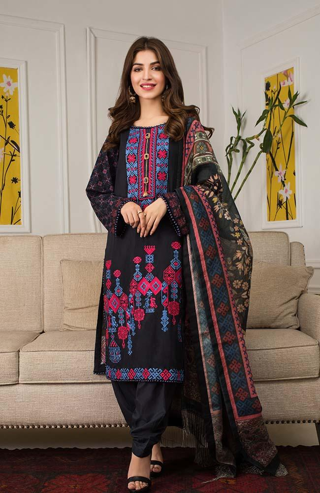 Al Zohaib MEC20 07 Mahnoor Embroidered Collection 2020