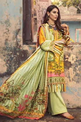 Gul Ahmed Corduroy suit CD-39 Winter Collection 2020