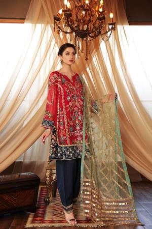 Charizma Gul E Rana DD 002 Diamond Dust 2020