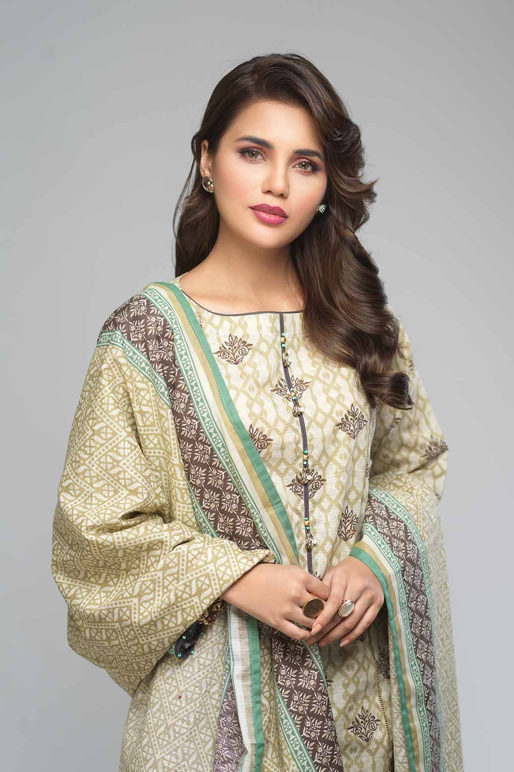 Bonanza Satrangi Traditional Maze A Winter Collection 2020
