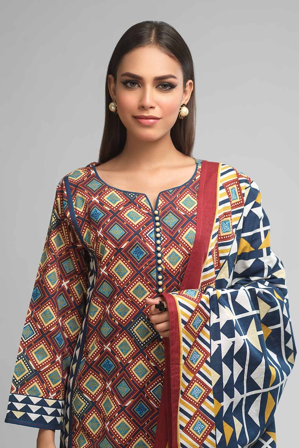 Bonanza Satrangi Ralli Fiesta B Winter Collection 2020