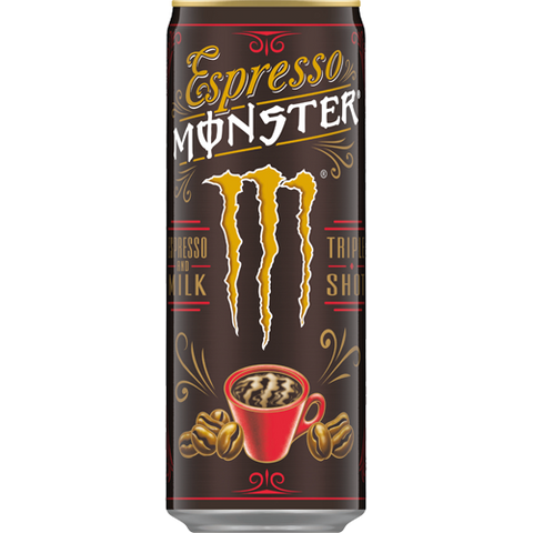 Monster Espresso Milk 250ml boks