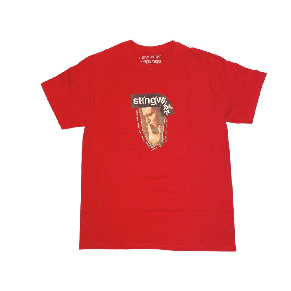 Dream Baby Dream T Shirt Red