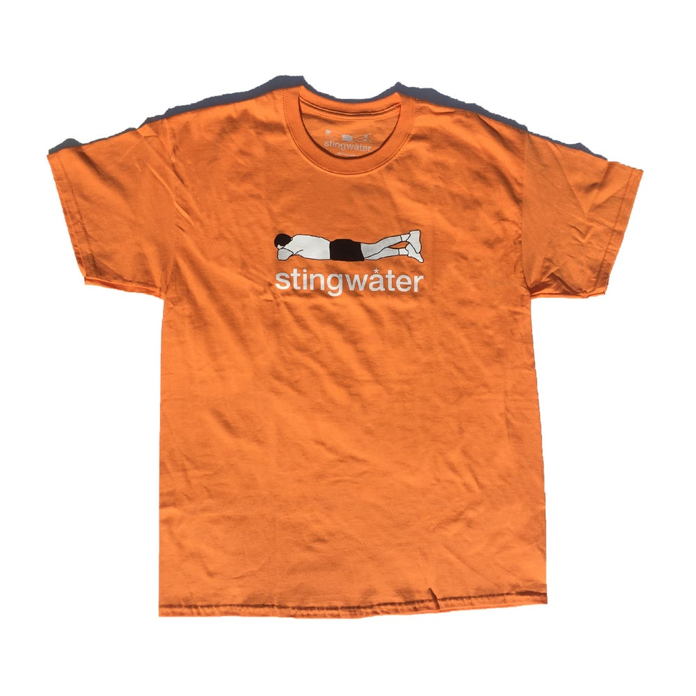 Havin' a Crisis T-Shirt Orange