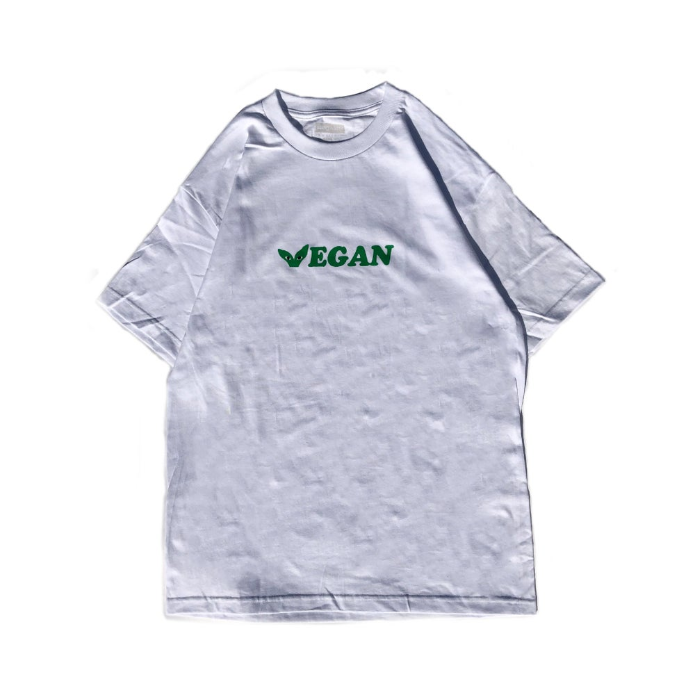 Vegan T Shirt White