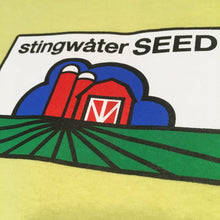 Load image into Gallery viewer, Stingwater Seed T shirt bb yellow