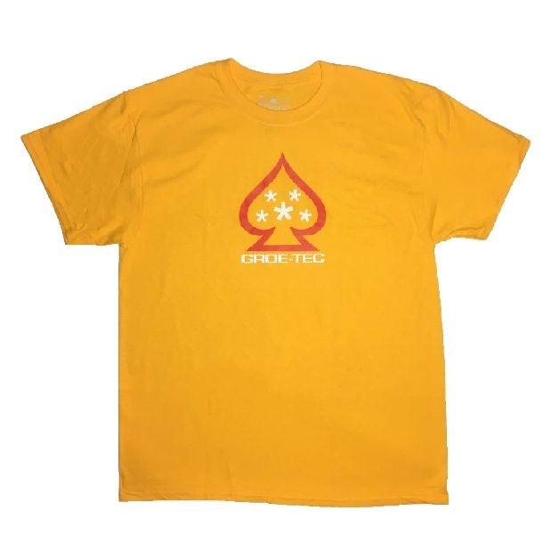 Stingwater Groe-Tec T-Shirt Yellow