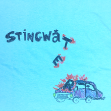 Load image into Gallery viewer, Burn It Down T-Shirt Speshal Blue