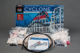 Lego®-Compatible Cyclone Roller Coaster