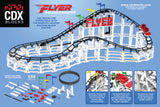 Lego®-Compatible Flyer Roller Coaster