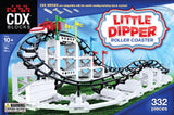 Lego®-Compatible Little Dipper Roller Coaster