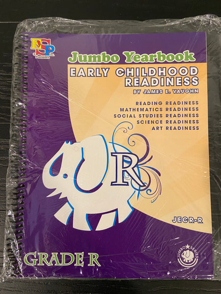 Jumbo Early Childhood Readiness YB (JECR-R)