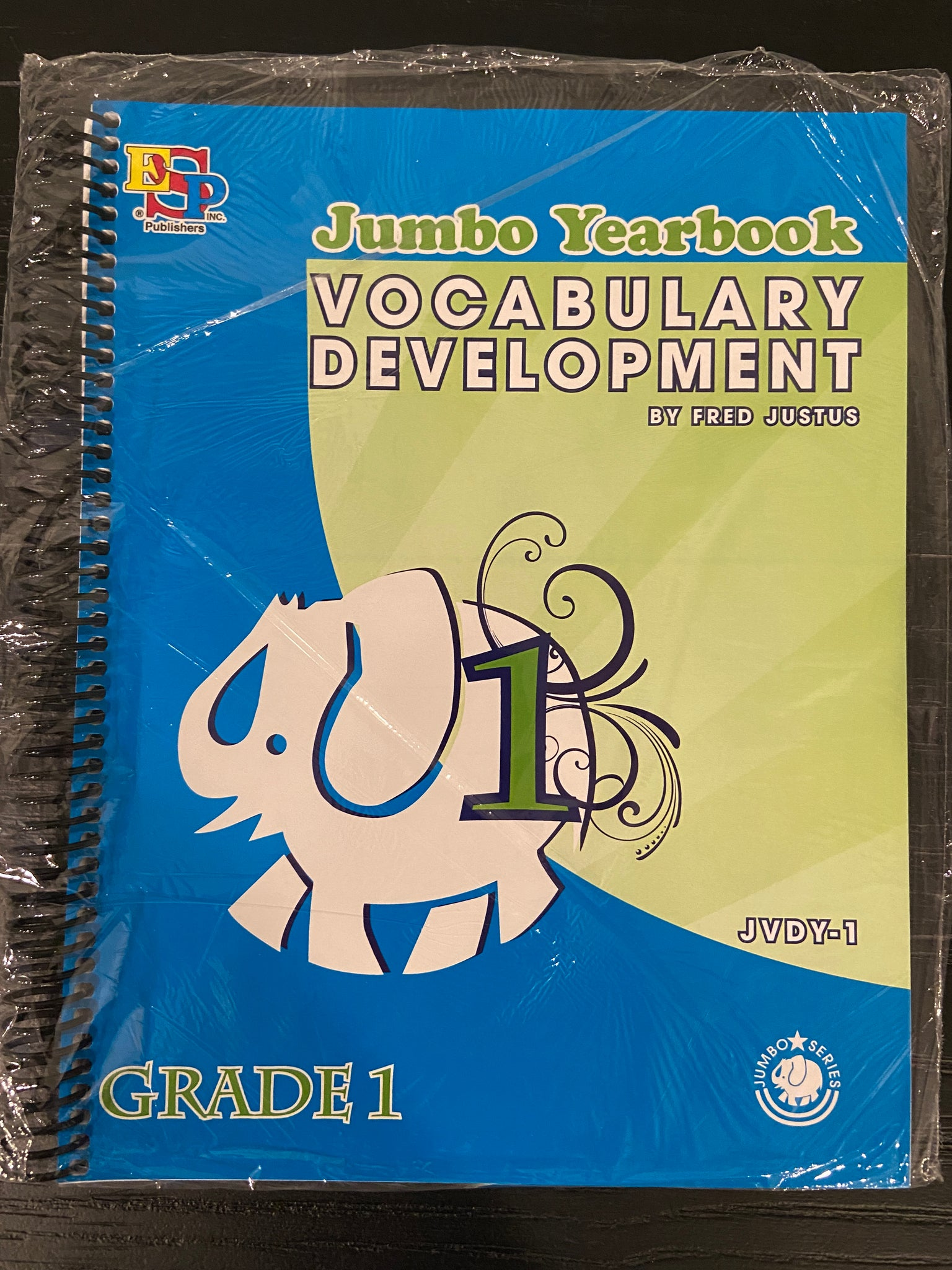Jumbo Vocabulary Dev. YB (JVDY-1)