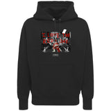 HOODIE KIDS POWER RED
