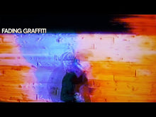 Load and play video in Gallery viewer, Spencer Krug - Fading Graffiti Blue Vinyl