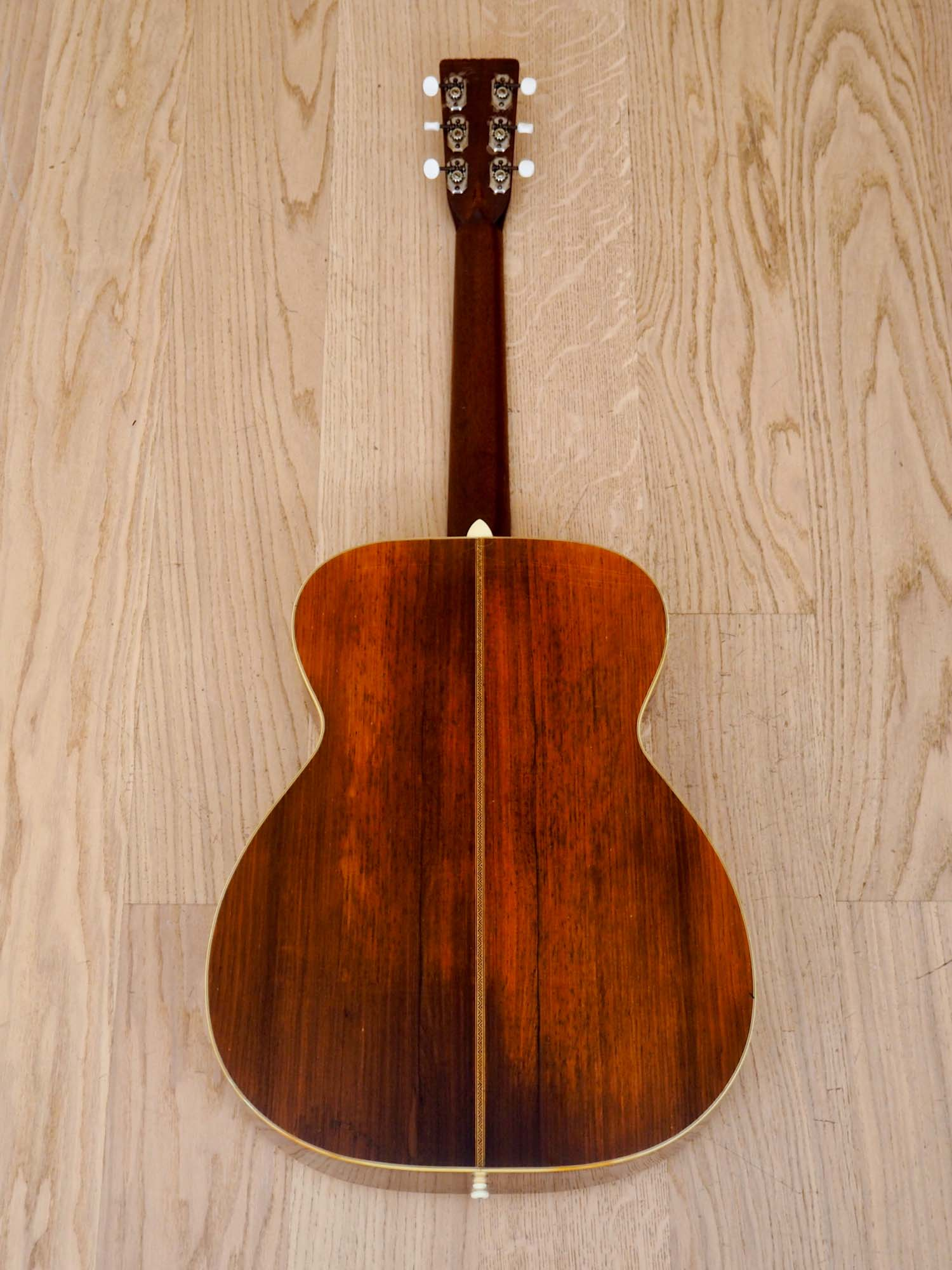 1942 Martin 000-28 Vintage Wartime Herringbone Acoustic Guitar w/ Case
