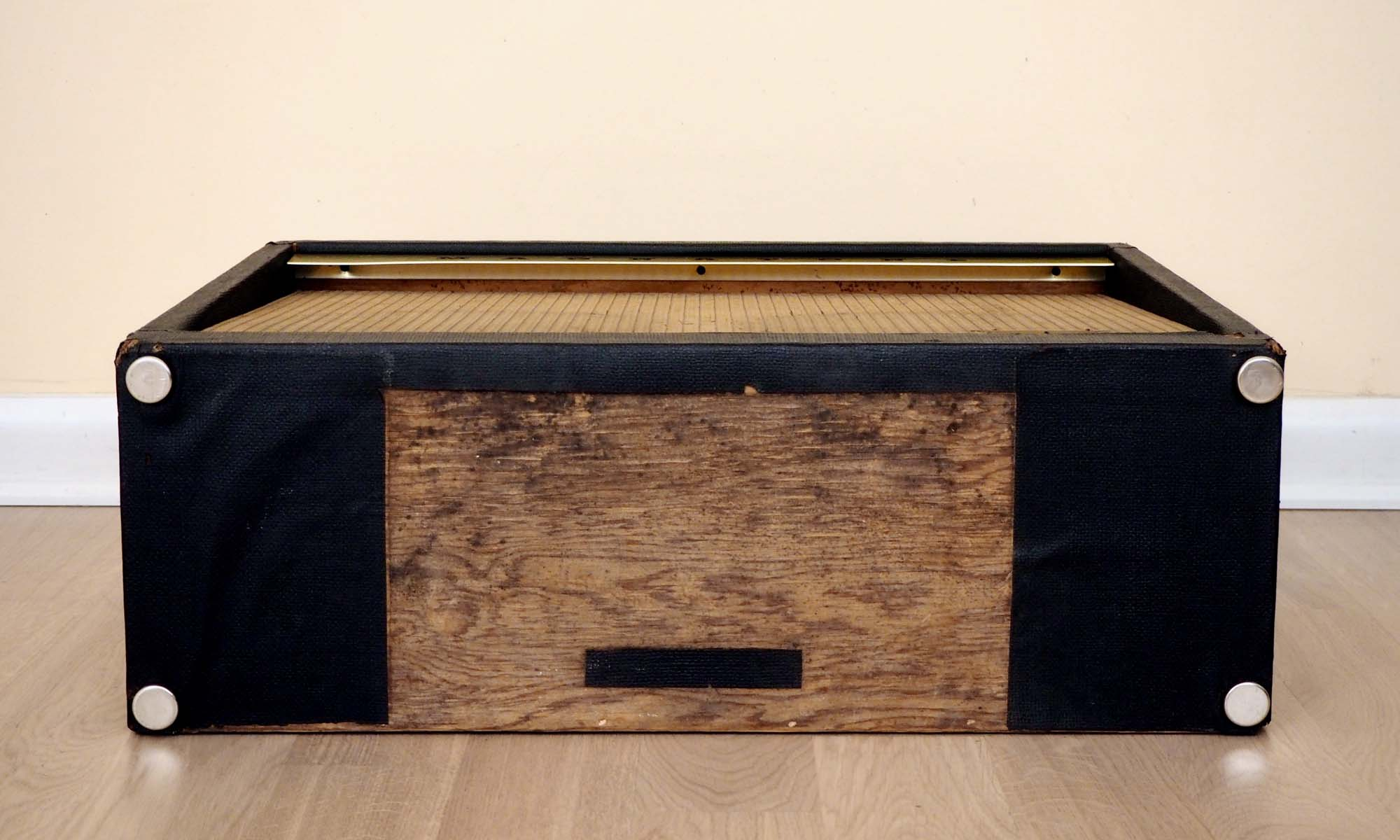 1960 Magnatone 260 Vintage 2x12 Tube Guitar Amplifier Fully Serviced w/ Pitch Shifting Vibrato