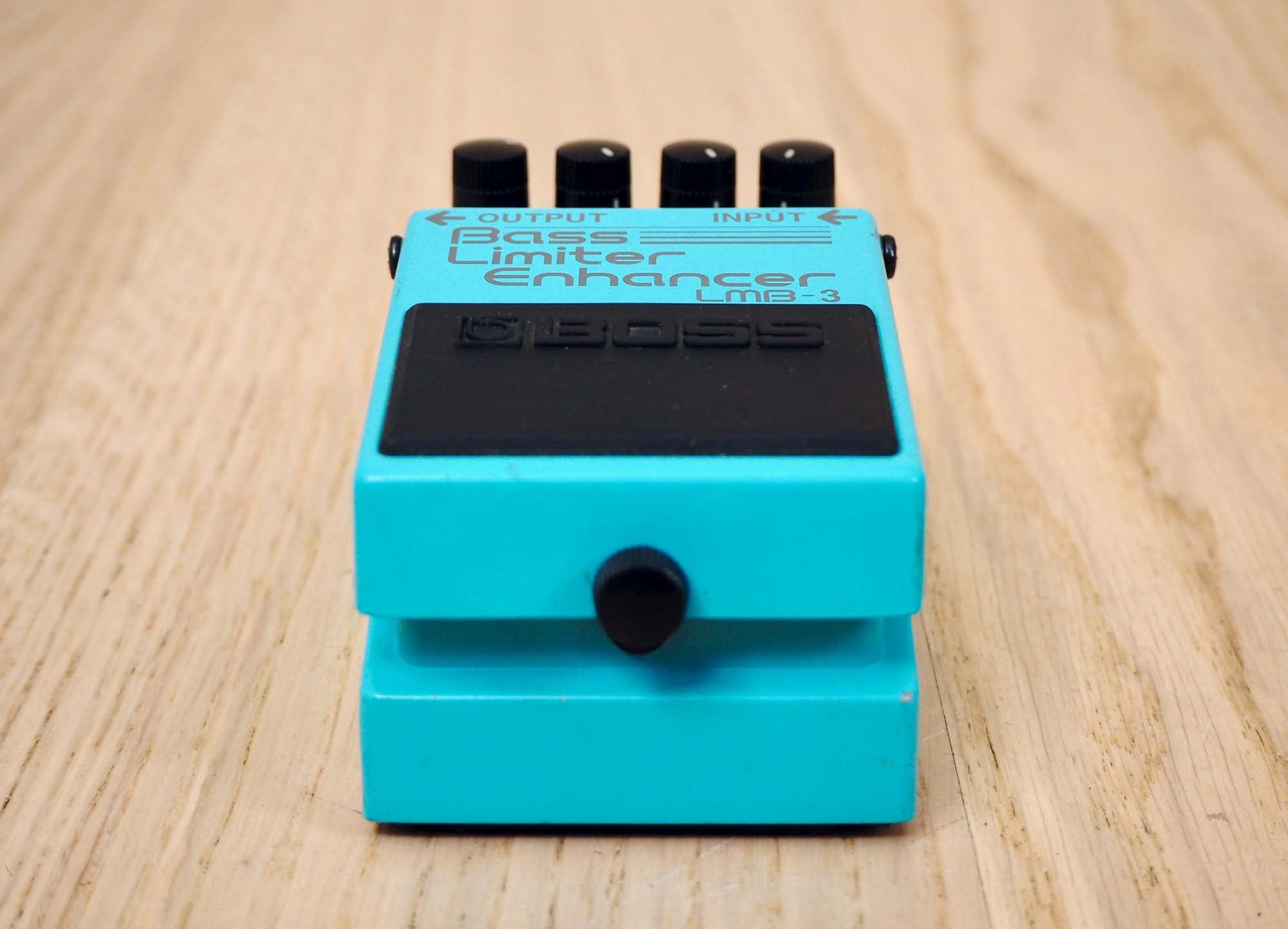 1995 Boss LMB-3 Bass Limiter Enhancer Effects Pedal Taiwan