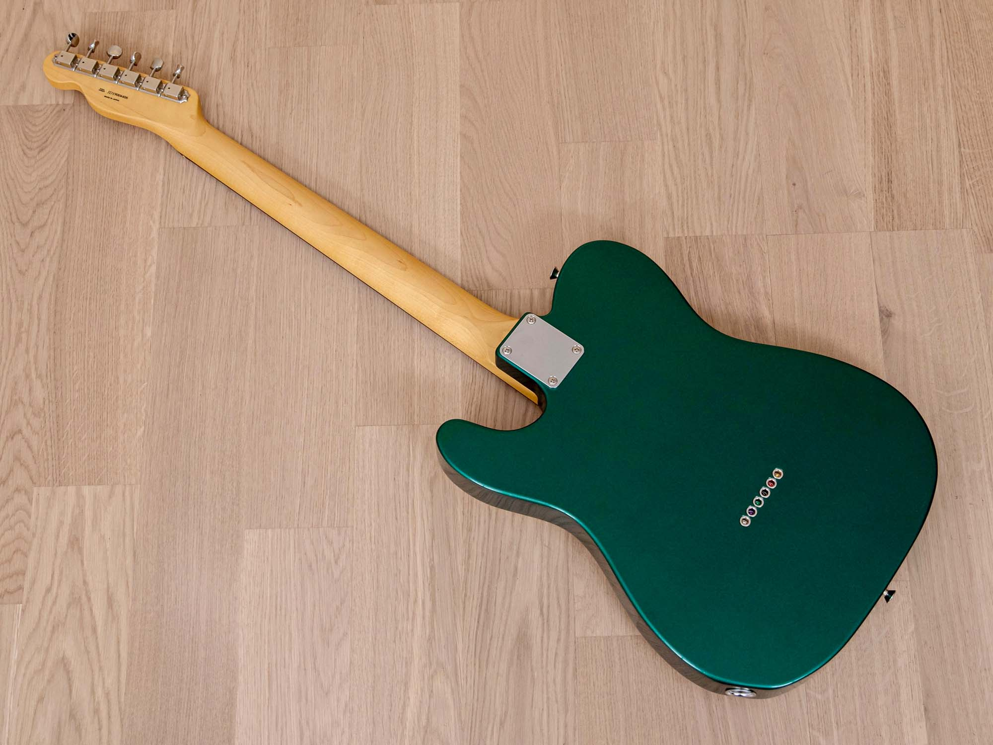 2019 Fender Hybrid 60s Telecaster Electric Guitar Sherwood Green Mint Condition w/ Tags, Japan MIJ