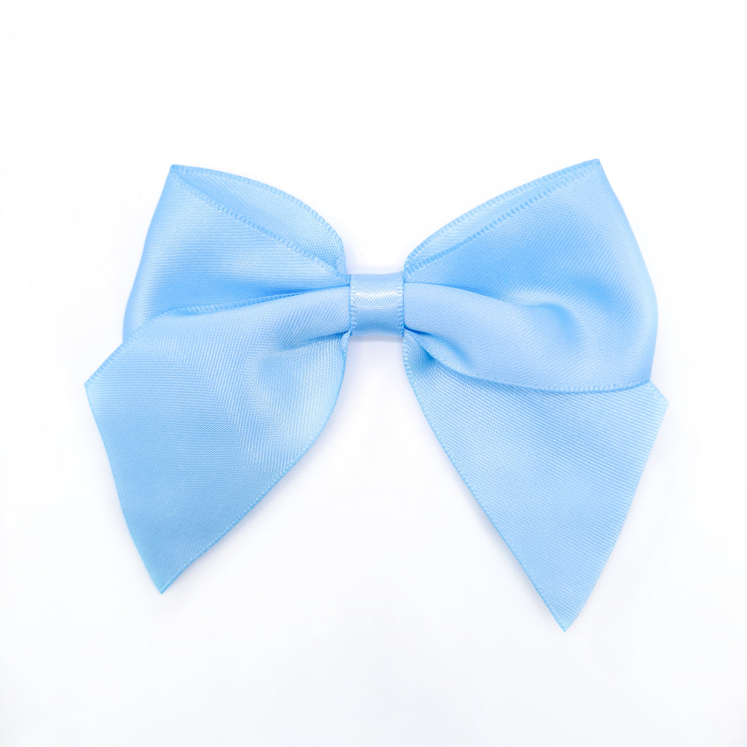 Satin Ribbon Bow - 10cm